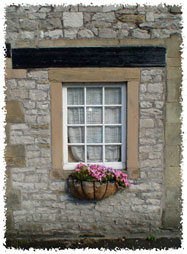 Rockingham Lodge Window