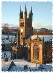 Tideswell Church