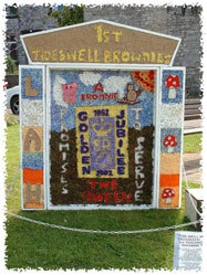 Tideswell Well Dressing